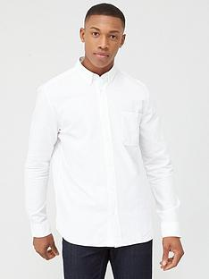hugo-erman-oxford-shirt-white