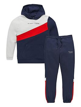 v-by-very-cut-and-sew-hoodie-and-jogger-set-navy