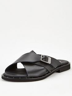 barbour-international-amari-sandals-black