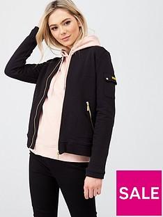barbour-international-division-overlayer-sweatshirt-black