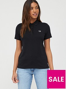 fred-perry-branded-polo-t-shirt-black