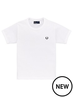 fred-perry-boys-logo-short-sleeve-t-shirt-white