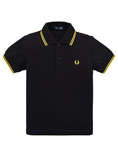fred-perry-boys-core-twin-tipped-short-sleeve-polo-shirt-black
