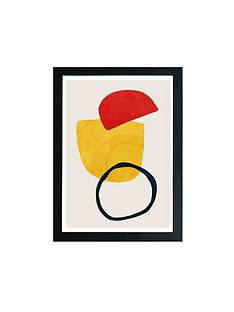 east-end-prints-elements-ii-by-tracie-andrews-a3-framed-wall-art