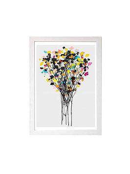 east-end-prints-buttercups-2-by-garima-dhawan-a3-framed-wall-art