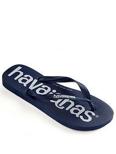 havaianas-logomania-flip-flop-navy