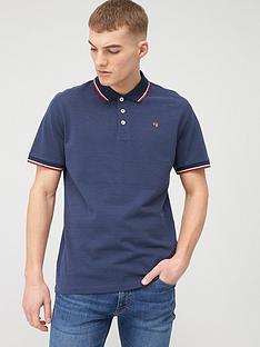 jack-jones-premium-irwin-polo-shirt-navy