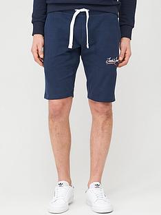 jack-jones-intelligence-flexx-sweat-shorts-navy