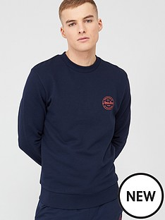 jack-jones-originals-lagmore-small-logo-sweatshirt-navy-blazer