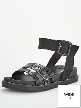v-by-very-honder-wide-fit-elastic-ankle-strap-sandal-black
