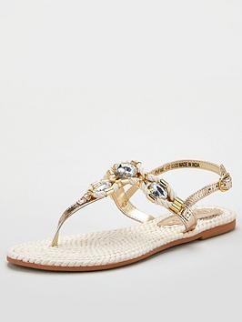 v-by-very-halo-leather-toe-post-embellished-sandal-natural