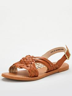 v-by-very-hyacinth-leather-huarache-sandal-tan