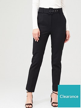 v-by-very-belted-straight-leg-trousers-black
