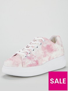 v-by-very-abree-tie-dye-trainer-pinknbsp
