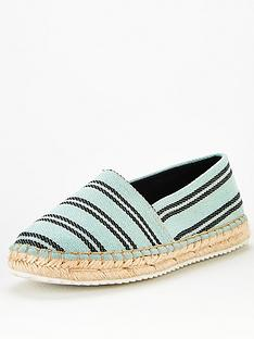 v-by-very-mitten-flat-espadrille-mint