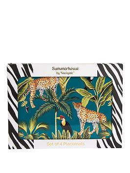 summerhouse-by-navigate-madagascar-cheetah-placemats-ndash-set-of-4