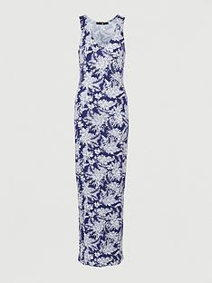 v-by-very-v-neck-jersey-maxi-dress-navy-print