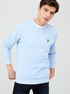 lyle-scott-crew-neck-sweatshirt