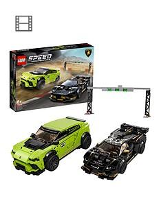 lego-speed-champions-76899-lego-speed-champions-lamborghini-urus-st-x-amp-lamborghini-huracaacuten-super-trofeo-evo