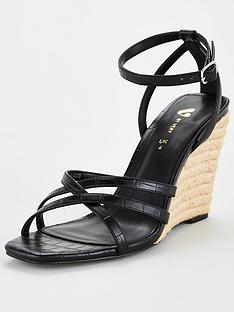 v-by-very-devon-square-toe-strappy-wedge-black