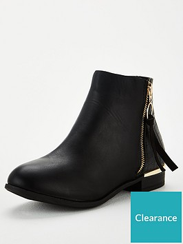 v-by-very-gold-heel-trim-chelsea-boots-black