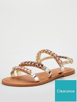 v-by-very-wide-fit-halt-leather-embellished-sandal-gold