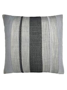 catherine-lansfield-powel-jacquard-stripe-cushion