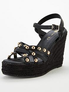 v-by-very-dot-studded-high-wedge-sandal-black