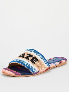 v-by-very-holi-daze-beaded-sandal-multi
