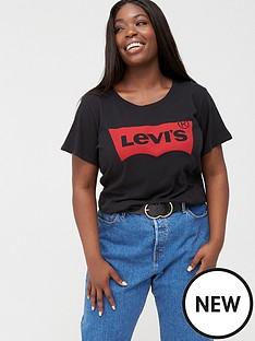 levis-plus-perfect-t-shirt-black