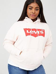 levis-plus-graphic-hoodie-peach