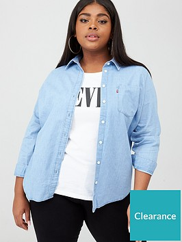 levis-plus-ultimate-boyfriend-shirt-denim