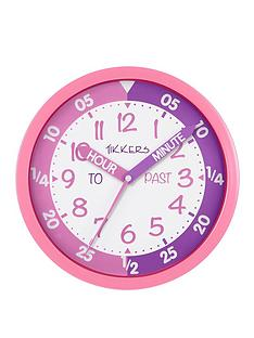 tikkers-time-teacher-wall-clock