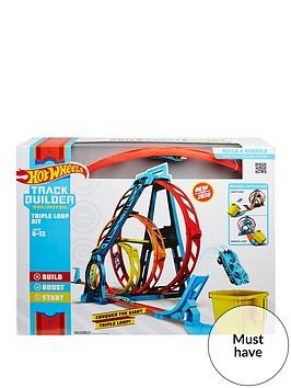 hot-wheels-track-builder-unlimitednbsptriple-loop-kit