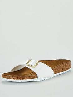 birkenstock-madrid-narrow-fit-flat-sandal-white