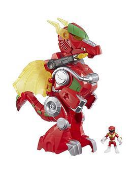 power-rangers-playskool-heroes-red-ranger-and-dragon-thunderzord