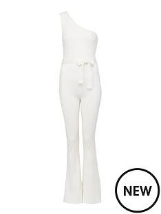 missguided-one-shoulder-self-belt-jumpsuit-white