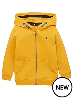 v-by-very-boys-essential-zip-through-hoodie-yellow