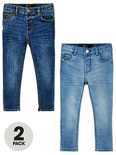v-by-very-boys-2-pack-skinny-jeans-blue