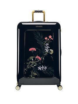ted-baker-take-flight-large-4-wheel-suitcase-highland