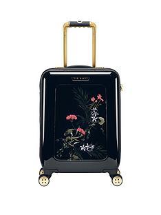 ted-baker-take-flight-small-4-wheel-suitcase-highland