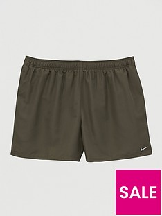 nike-plus-sizenbspswim-5-inch-solid-lap-swim-shorts-olive