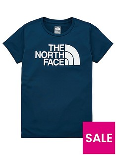 the-north-face-girls-reaxion-t-shirt-navy