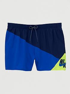 nike-swim-plus-size-5-inch-logo-jackknife-swim-shorts-navyblueyellow