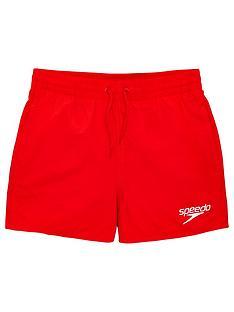 speedo-boys-essentials-13-inch-watershort-red