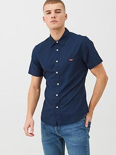 levis-short-sleeve-battery-housemark-slim-shirt-navy