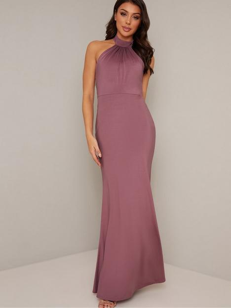 chi-chi-london-keelynbspdress-pink