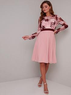 chi-chi-london-sutton-dress-pink