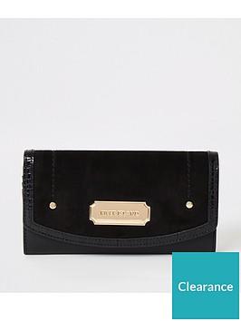 river-island-foldout-purse-black