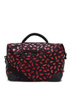 lulu-guinness-red-painted-lip-fenella-holdall